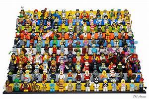 LEGO Minifigures Series 1 ~ Series 10   Flickr - Photo ...