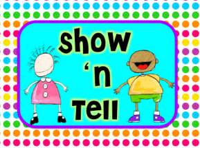 Image result for show and tell clip art
