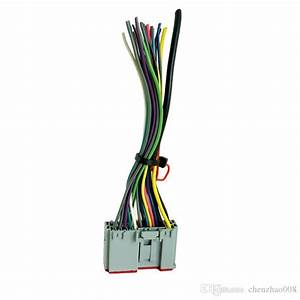 Ford Mustang Stereo Wiring Harnes