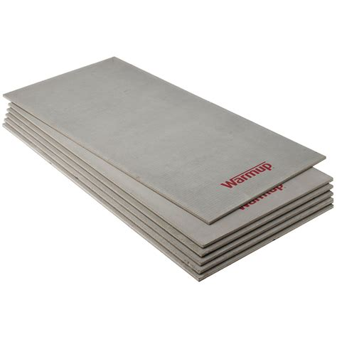 Warmup Insulation Board For Underfloor Heating System