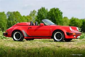 Porsche 911 3 2 : porsche 911 speedster 3 2 1989 welcome to classicargarage ~ Medecine-chirurgie-esthetiques.com Avis de Voitures