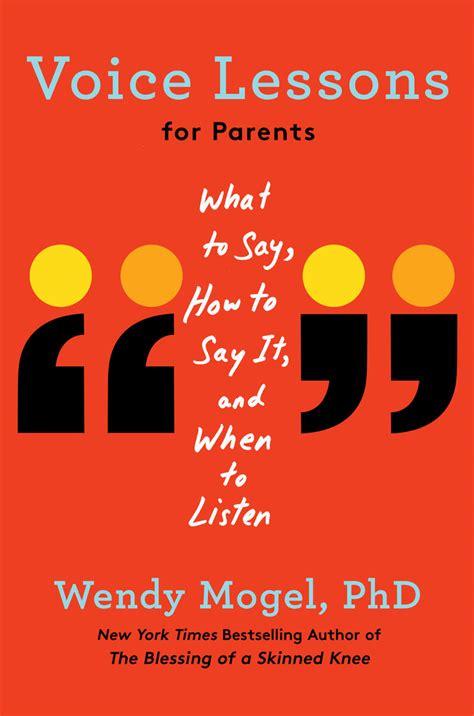 parents parenting tailor techniques boys vs wendy voice lessons
