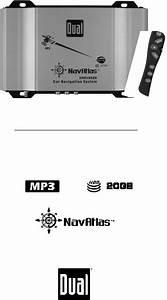 Dual Xnav9525 User Manual