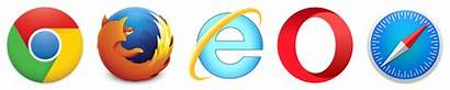 Browser Web Clipart Website Browsers Internet Icons