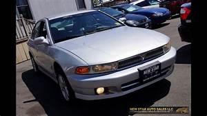 2000 Mitsubishi Galant 2 4 Es Sedan