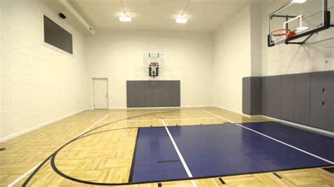 falcone homes home sports court multi  gym