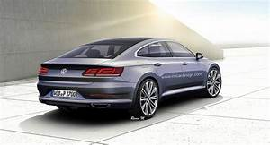 Passat Cc 2018 : what the 2018 volkswagen cc may look like auto news ~ Medecine-chirurgie-esthetiques.com Avis de Voitures