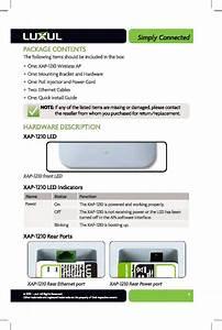 Luxul Wireless Xap1210 High Power Wireless 300n Low