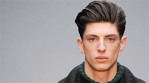 20 Best Brush Up Hairstyle For Men And Boys