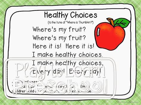 nutrition unit nutrition preschool food 954 | 8dd40f754f3484b2dda4ea2c83a64a92 preschool food preschool songs