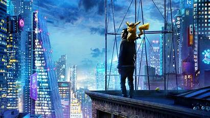 Pikachu Detective Pokemon Wallpapers Pokemon Movies