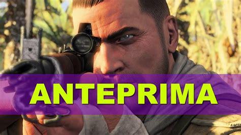 Sniper Elite 3 Video Anteprima Hd Ita Spaziogamesit