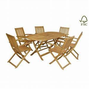 Gartentisch Mit Stühlen : gartentisch set akazienholz mit 6 st hlen ~ A.2002-acura-tl-radio.info Haus und Dekorationen