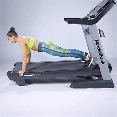 Treadmill Challenge Workout Fun Shape Slide Actually