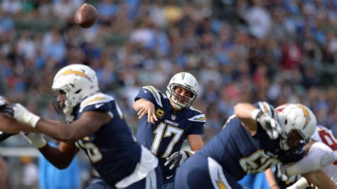 nfl playoff picture  chargers    viable