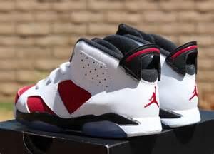 Air Jordan Retro 6 Carmine