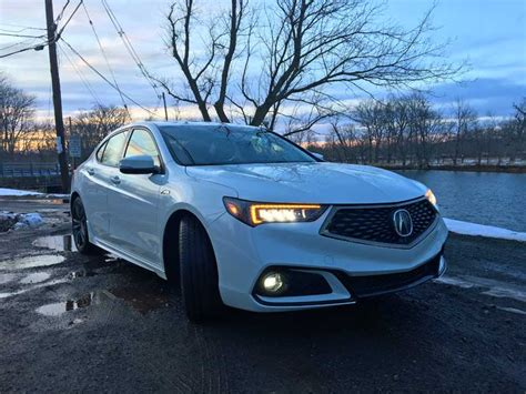 affordable luxury   acura tlx awd  spec sport sedan