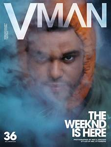 The Weeknd Covers VMAN Magazine | HipHop-N-More