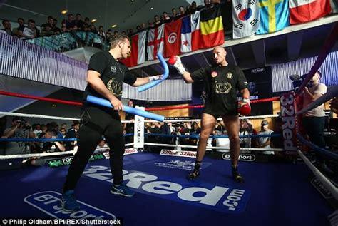 2019 Tyson Fury Next Fight