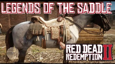 dead saddle redemption panther trapper
