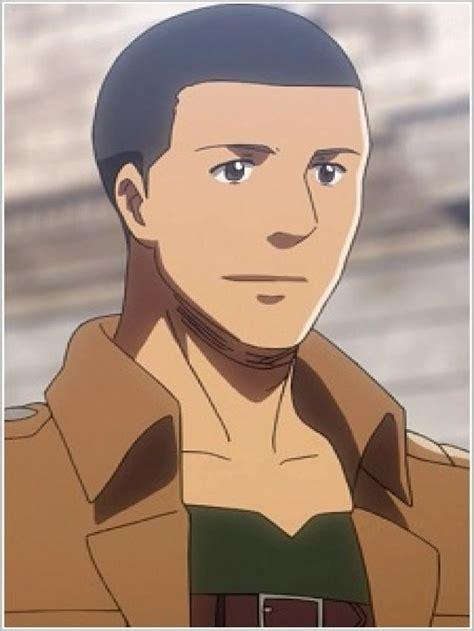 personnages de lanime lattaque des titans serie