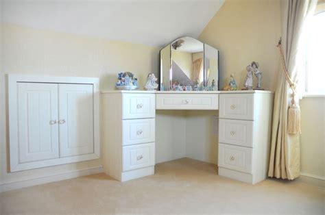 corner makeup vanity table corner vanity table shelby