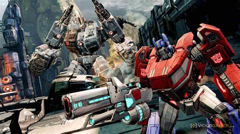 Transformers Fall Of Cybertron Stealth Launches On Ps4
