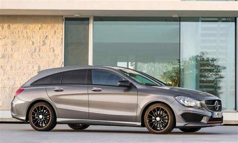 20182019 Mercedesbenz Cla Shooting Brake  A New Sports