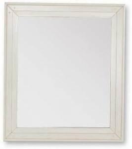 Miroir Blanc Baroque : catgorie miroir du guide et comparateur d 39 achat ~ Teatrodelosmanantiales.com Idées de Décoration