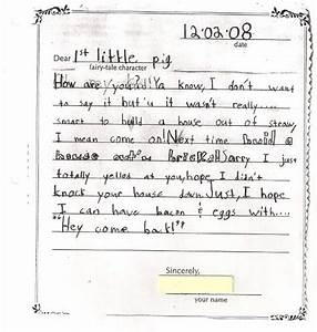 Student Writing Examples