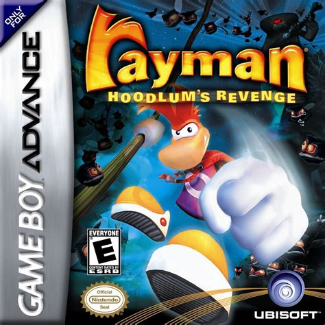 Rayman Hoodlums Revenge Gameboy Advancegba Rom Download