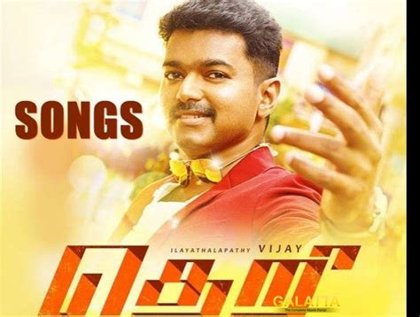 Theri Songs Are Out