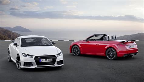 Audi Tt Competitors by Audi Tt S Line Competition Joins The Family Retails From