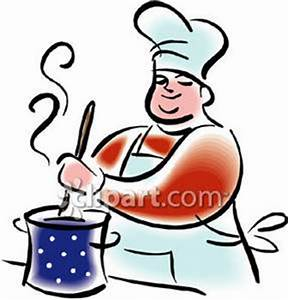 Chef Cooking Clip Art – Cliparts