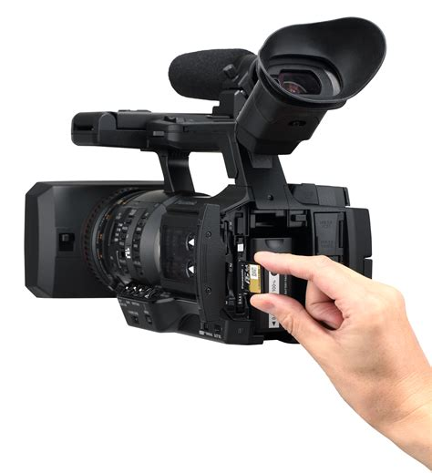 vision camcorder professional solutions