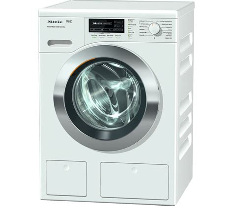 Miele Waschmaschine by Buy Miele Wkh121 Washing Machine White Free Delivery
