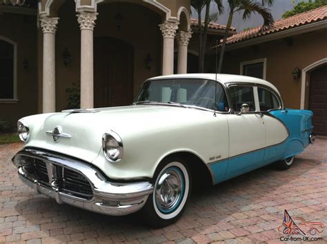 rare 1956 olds 98 show car complete ground up restoration