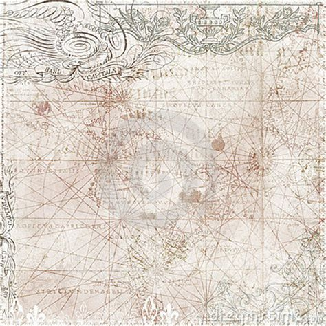 vintage style map background  victorian motifs royalty