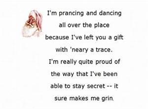 Secret Pal Revealing Card Quotes. QuotesGram