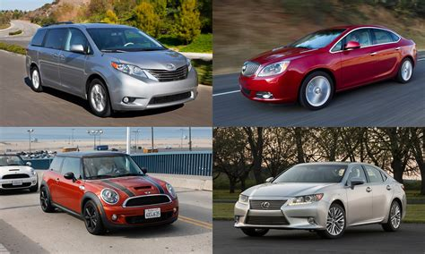 Most Dependable Cars On The Road 2016  » Autonxt