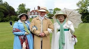 Jane Austen Regency Picnic at Houghton Lodge Gardens on ...