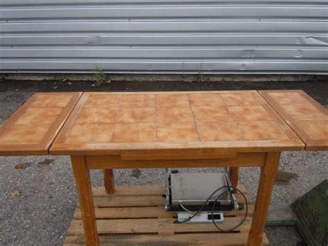 catelles cuisine a vendre ancienne table cuisine bois tables chaises de