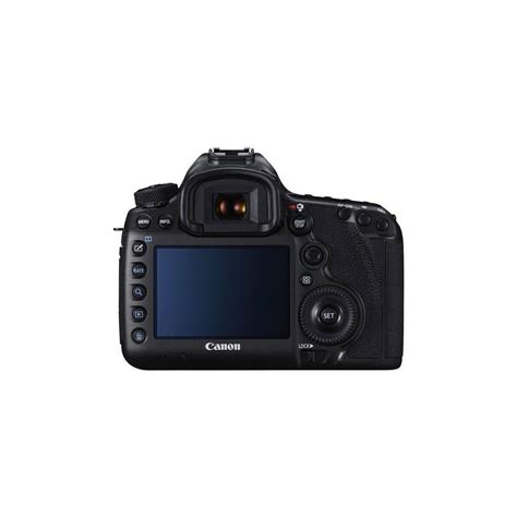 Canon Eos 5ds R Dslr Camera (body Only) Black