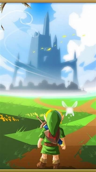 Zelda Iphone Wallpapers Backgrounds