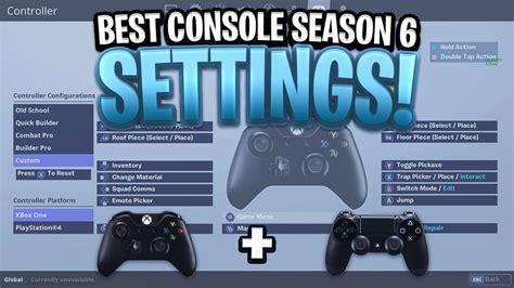fortnite custom controller settings edit fast