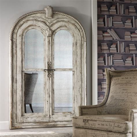 floor mirror joss and antonella jewelry floor mirror hooker on joss and main showcasing two arched mirrored doors