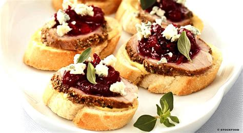 canape recipes uk canapes a recipe for canapes with