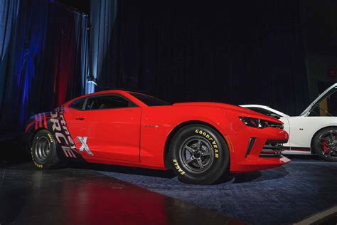 The Motoring World The First 2018 Copo Camaro To Be