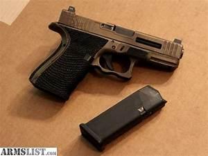 ARMSLIST - For Sale: Glock 19 Gen 4, custom cerakote ...