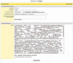 Mahnung Ohne Rechnung : vorlagen einstellungen vorlagen die afterbuy dokumentation ~ Themetempest.com Abrechnung